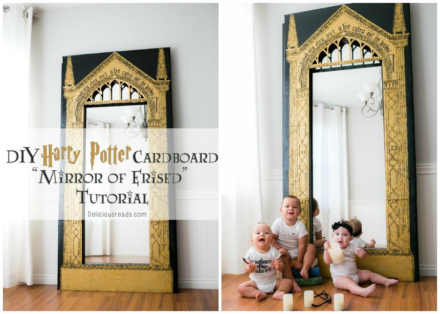 みぞの鏡や組分け帽子☆ハリーポッター魔法道具DIY
