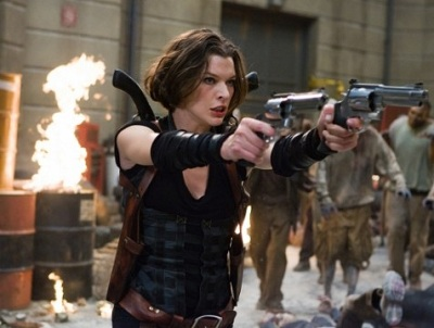 Milla Jovovich Says Resident Evil 5 Now Being Planned Fandango
