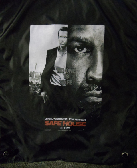 'Safe House' Prize Pack Giveaway!