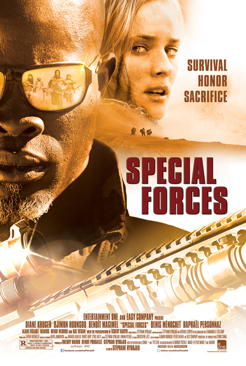 Exclusive: 'Special Forces' Poster Premiere!