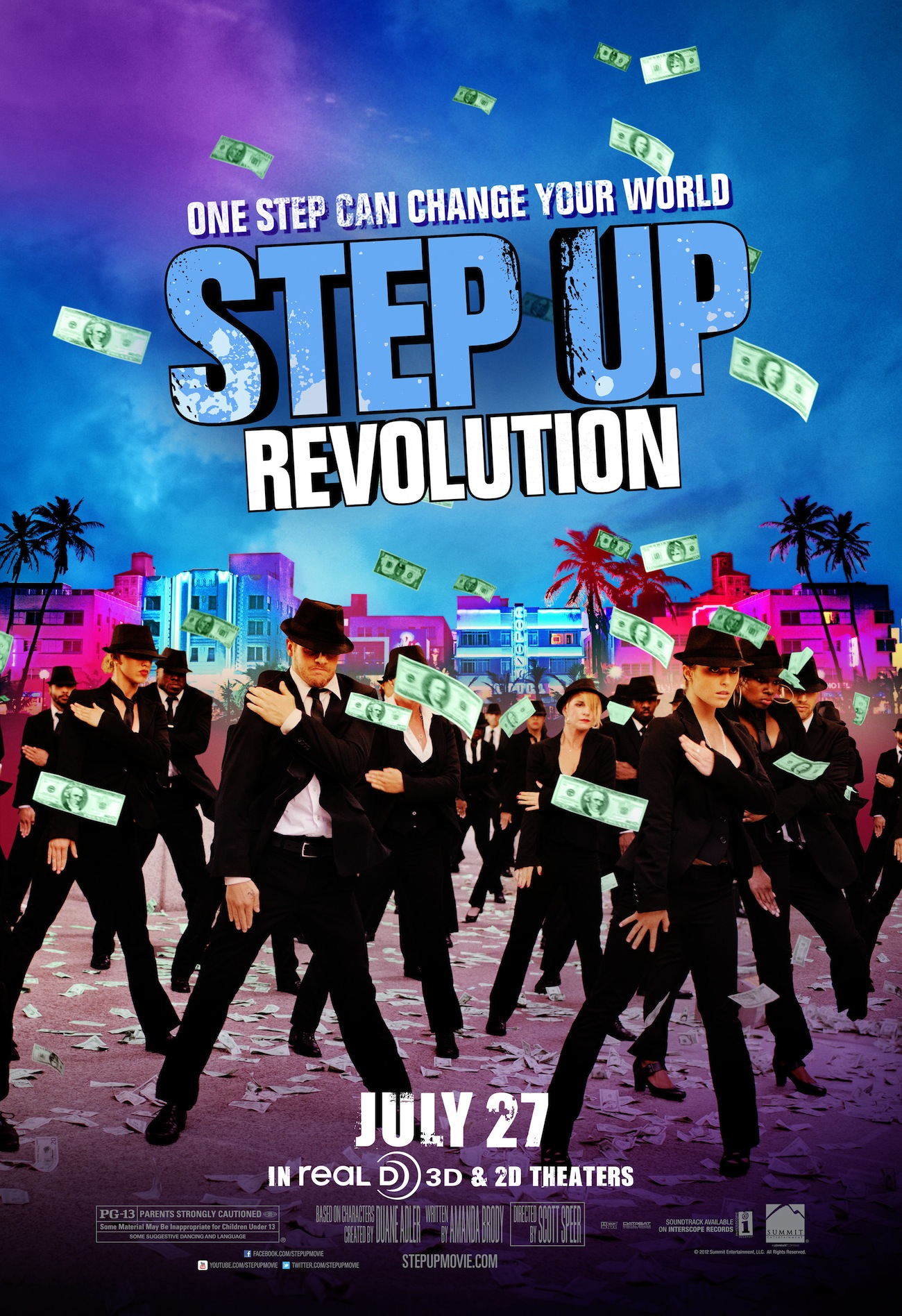 Step up 4 miami heat revolution (hot new 2012 movie) free download.