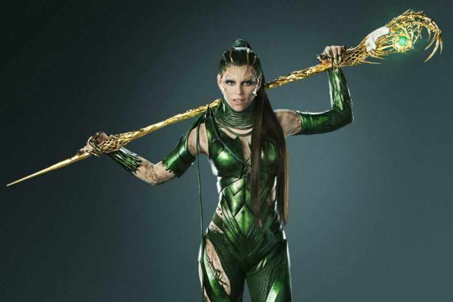 News Briefs: See Elizabeth Banks As Rita Repulsa in New 'Power Rangers' Image