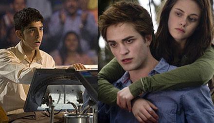 Slumdog Millionaire vs. Twilight