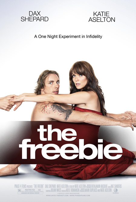 'The Freebie' Poster Premiere!