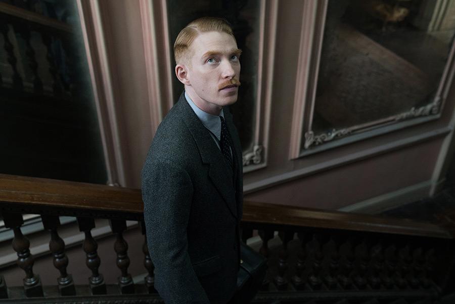 Domhnall Gleeson in The Little Stranger
