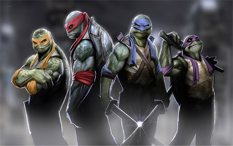 Photo courtesy of nebezial: http://nebezial.deviantart.com/art/teenage-mutant-ninja-turtles-121465691