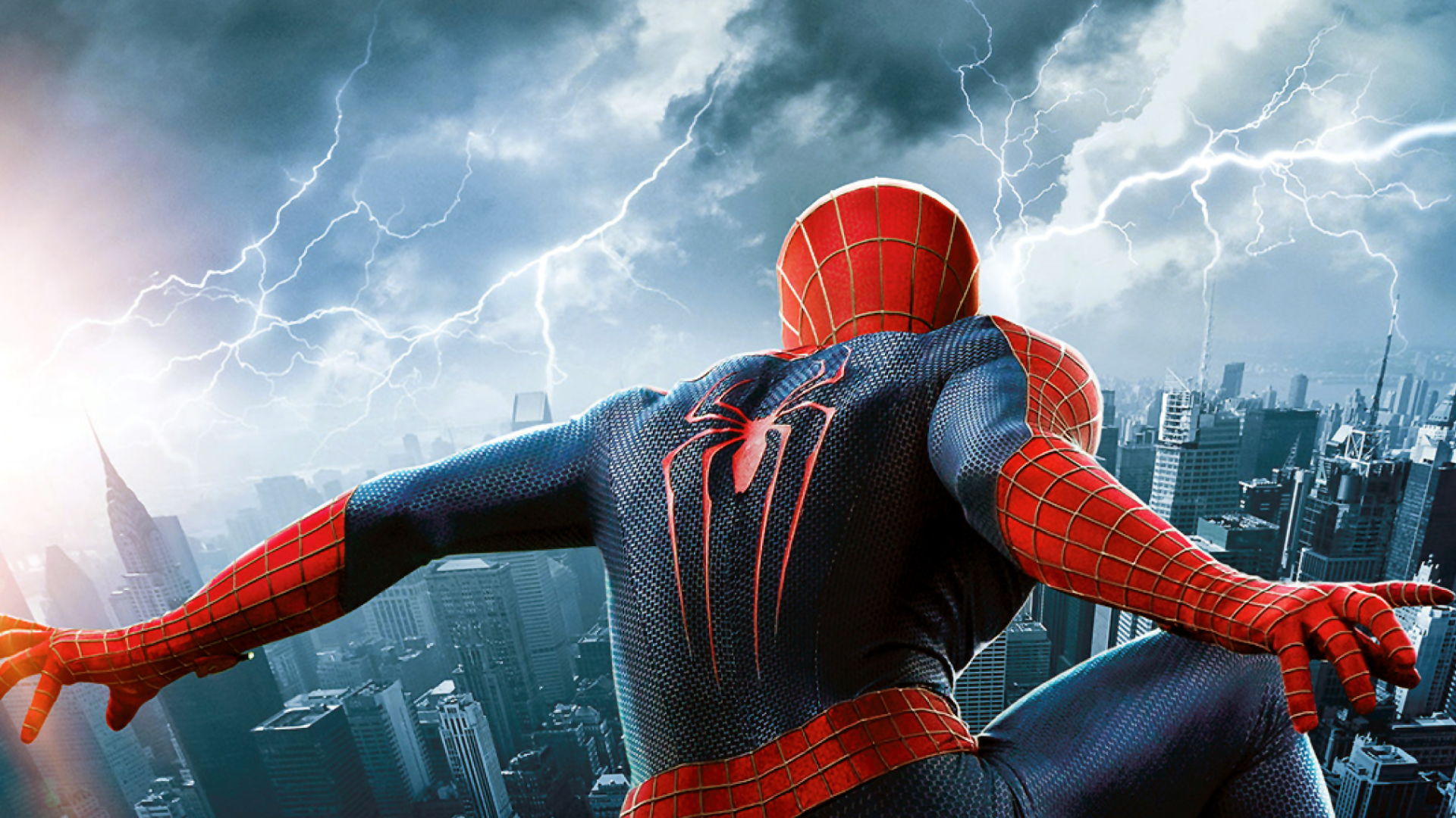 live-stream of The Amazing Spider-Man 2