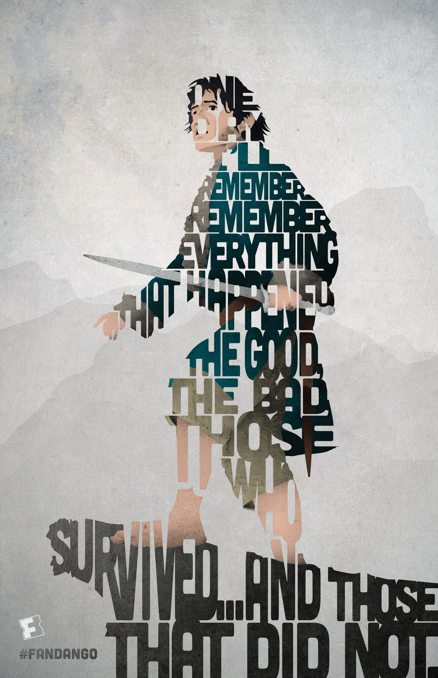 Exclusive: U0027The Hobbitu0027 U2013 Bilbo Quote Poster