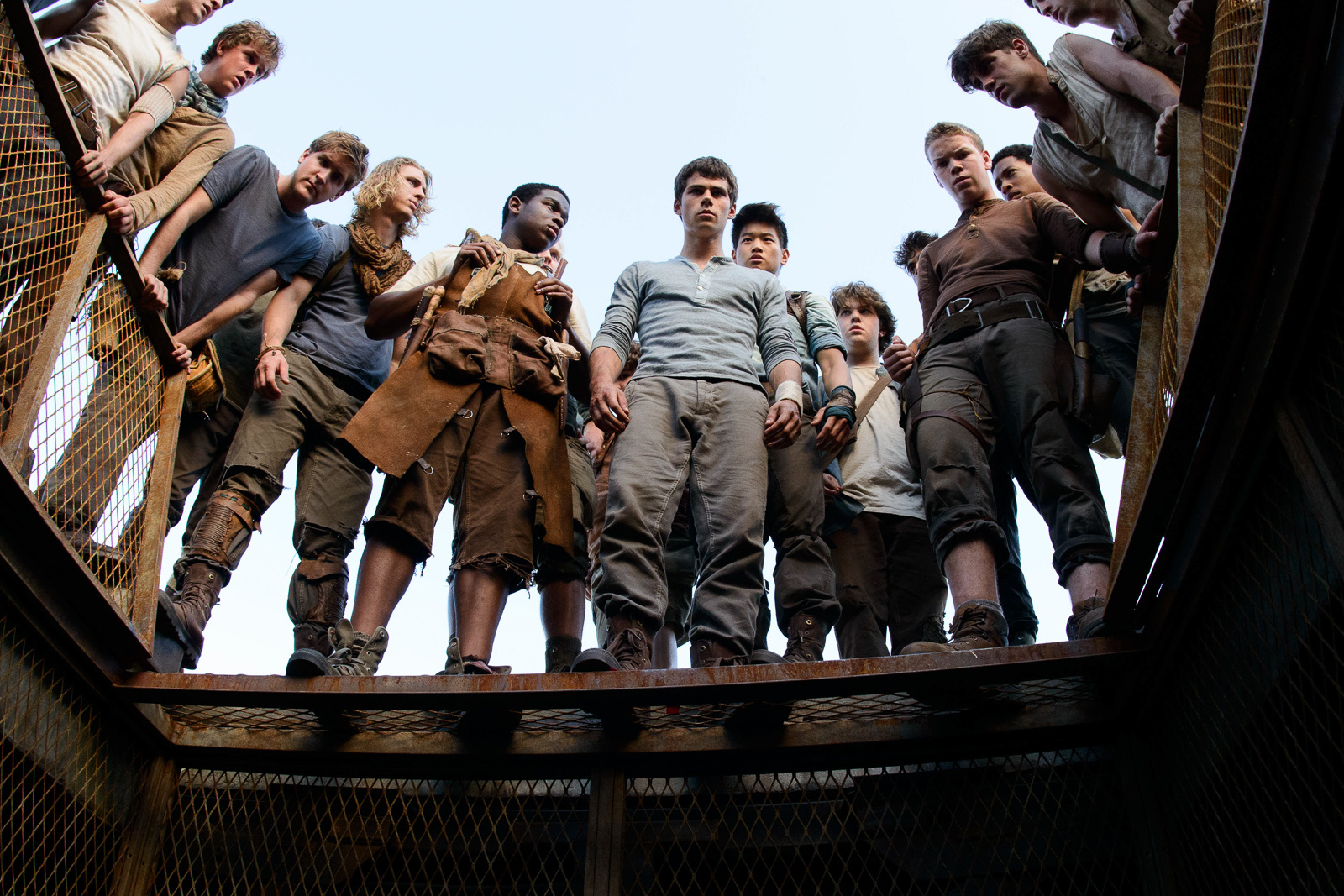 The Blurb: The Maze Runner by James - 807.9KB