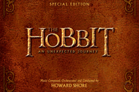 Exclusive: 'The Hobbit' Soundtrack Album Art and Track Listing Premiere!