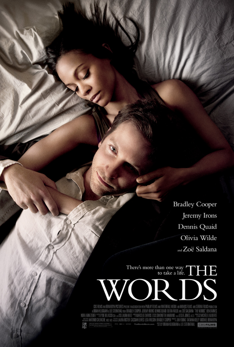 Exclusive: 'The Words' Poster Premiere!