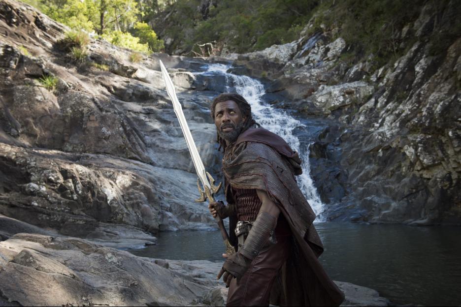 Thor: Ragnarok Heimdall Idris Elba