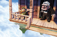 'Up' New to DVD