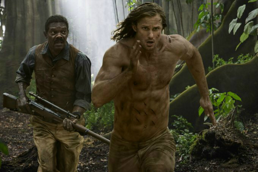 Image result for legend of tarzan movie pics