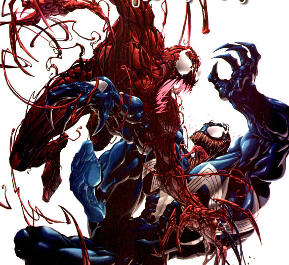 Venom%20Carnage%20cover%20 Superhero Roundup: Venom Gets a New Title, Batman v Superman Rumors, and More