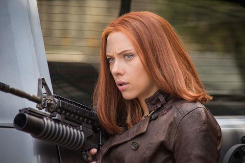 Scarlett Johansson is the Scarlett Johansson Movies