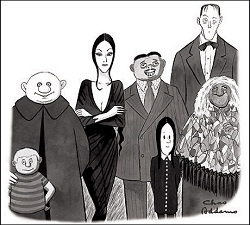 The Addams Familly
