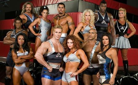 American Sex Gladiator Gameshow