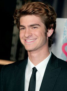 Andrew Garfield is the next Spider-Man
