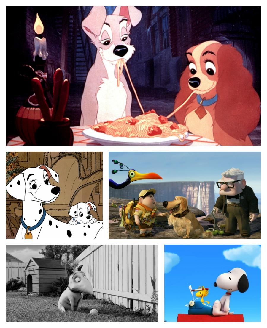 10 Great Animated Movies With Adorable Dogs Fandango