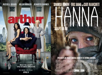 You Rate The New Releases Hanna Your Highness Arthur And