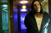 Nick Frost in Attack the Block.