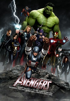 'The Avengers' Fan-Made Poster
