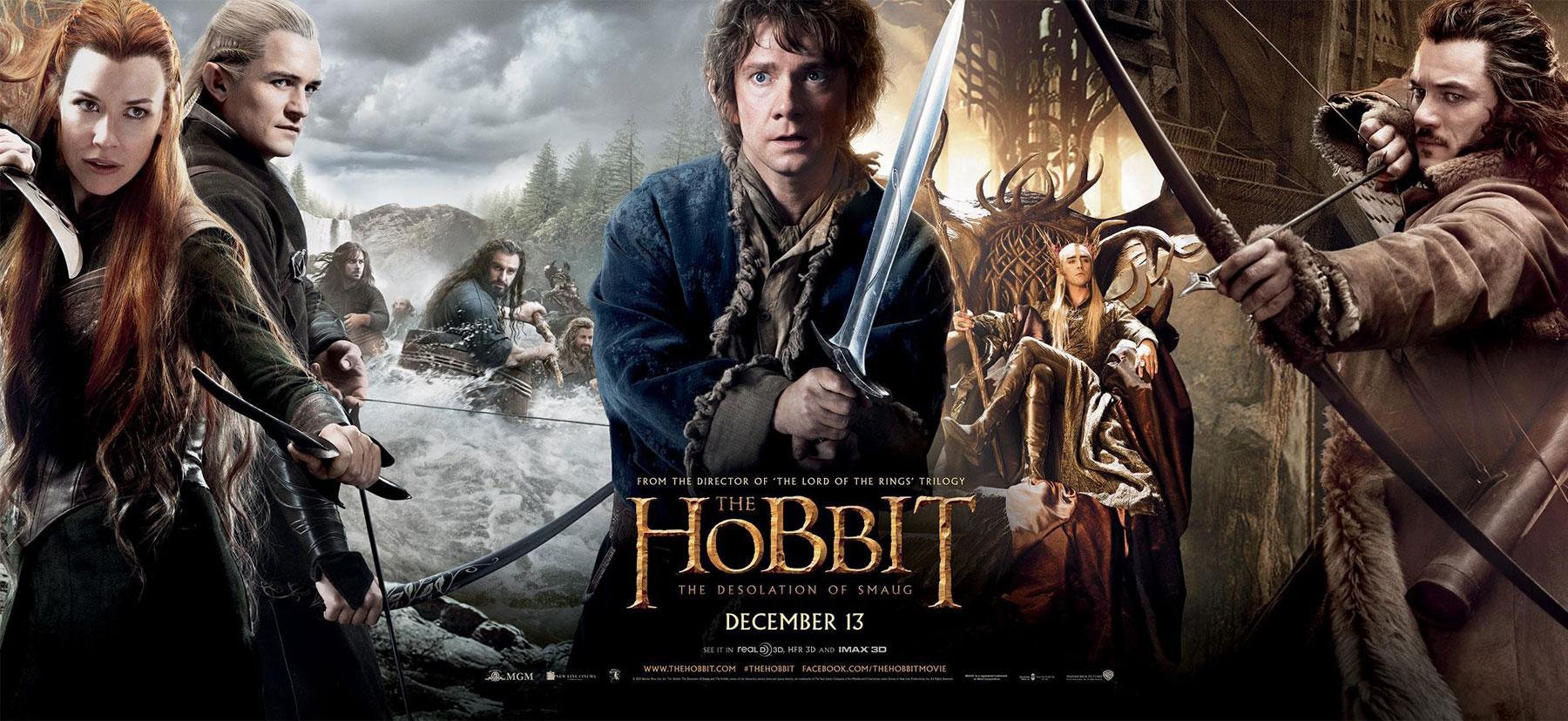'Hobbit' Bloopers, Beorn's Massive House Sneak Peek and