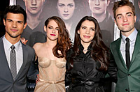 Breaking Dawn Part 2 premiere
