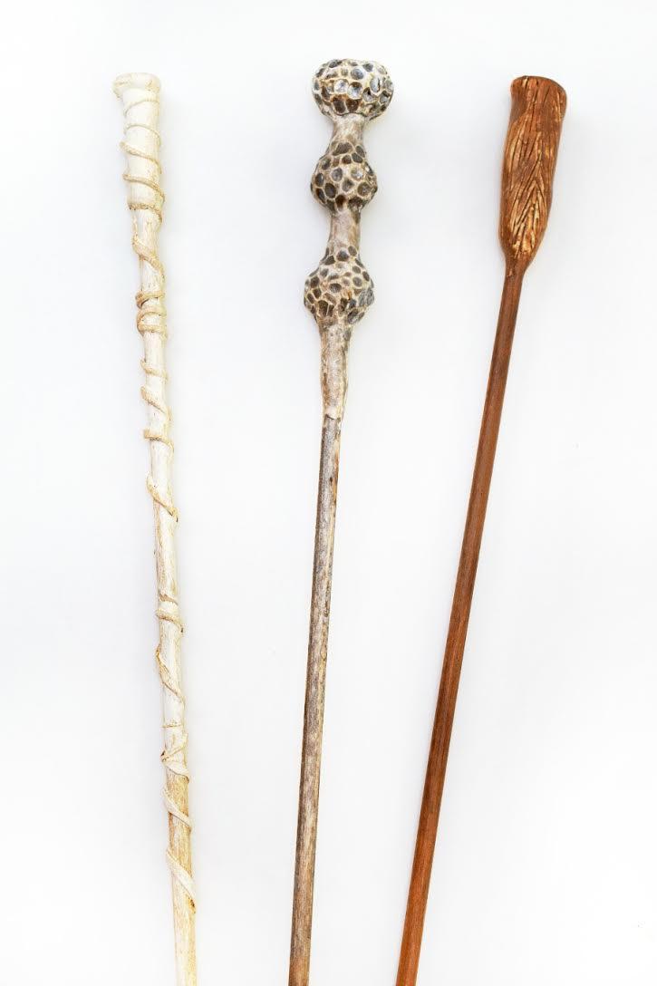 Make these magical wizard wands at home fandango - Zeitungsstander wand design ...