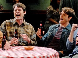 Bill Hader and Will Forte