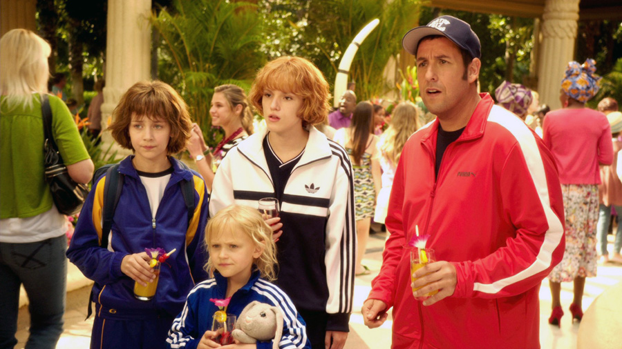5 Reasons Why Adam Sandler Is A Good Role Model Fandango