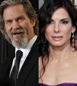 Jeff Bridges and Sandra Bullock
