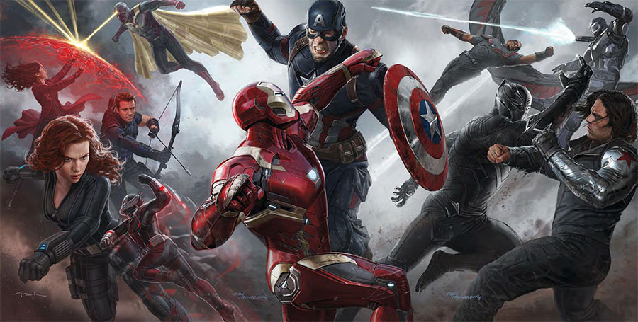 'Captain America: Civil War' Is Outselling All Previous Marvel Movies, Plus: Fandango's Most Anticipated Summer Movies