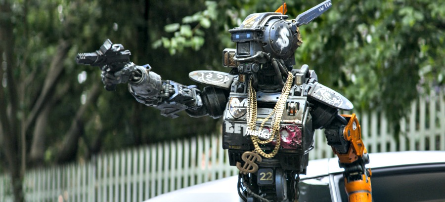 See The Real Life Chappie Robots That Police Streets In