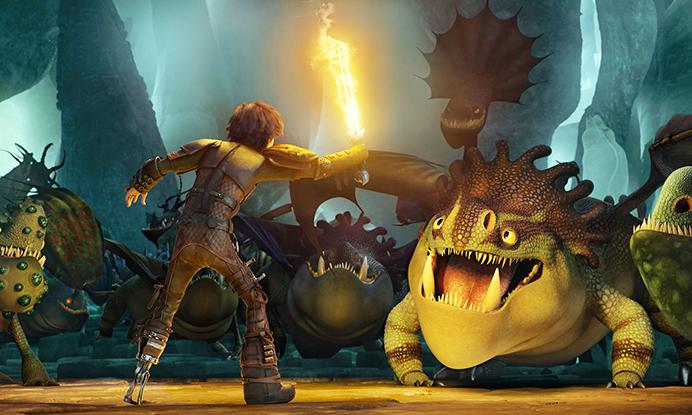 how to train your dragon 2 character guide fandango