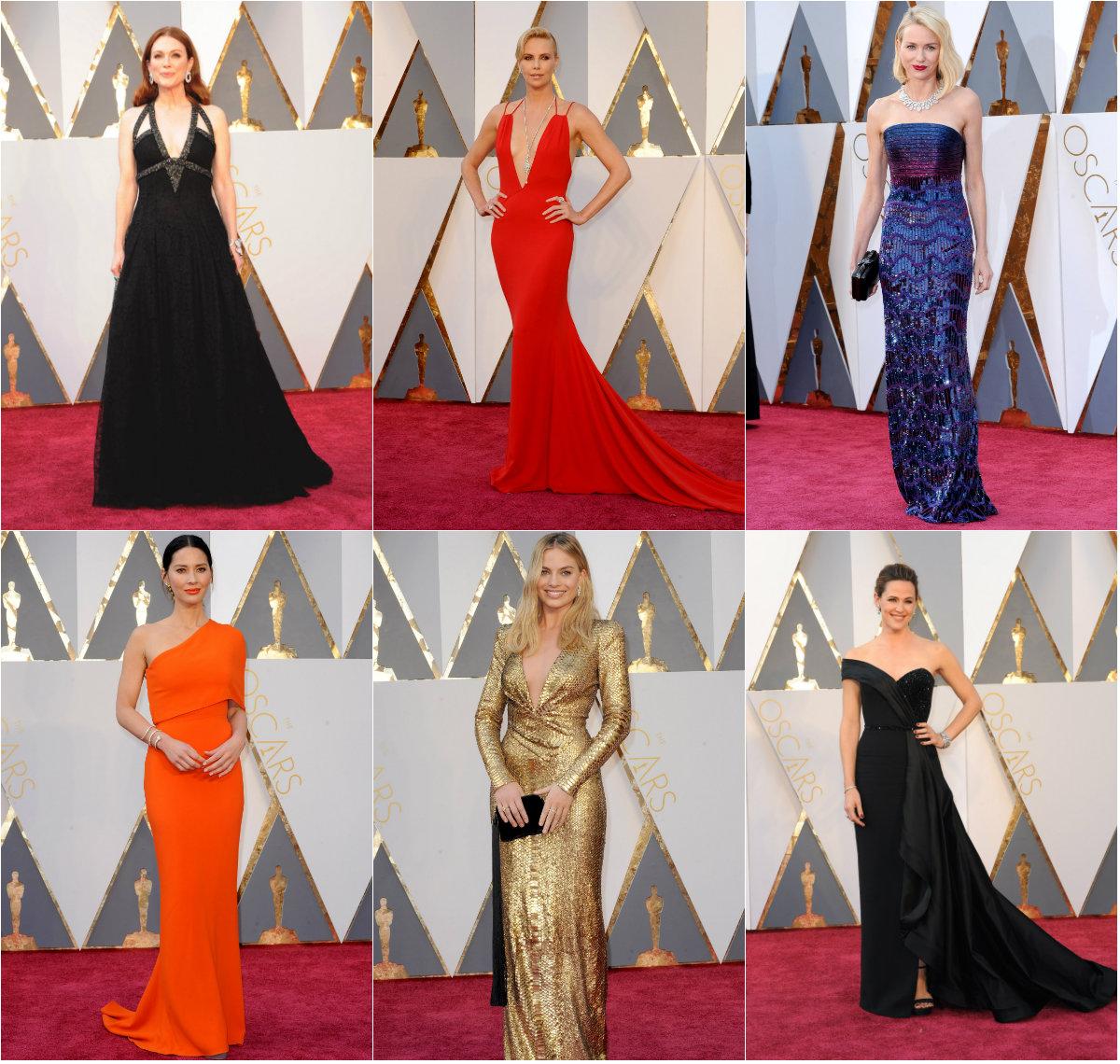9e59c20bb28 The Academy Awards 2016  Fashion Hits