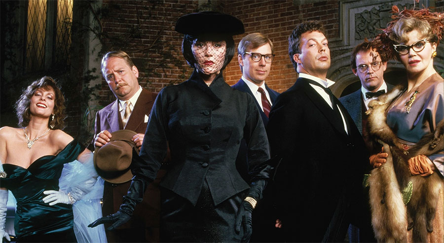 A Clue Remake Will Have The Murder Mystery Span Globe