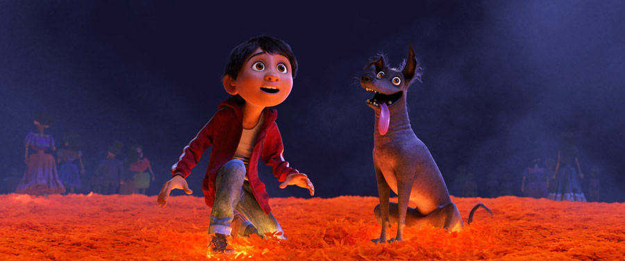 Pixar's Coco is Alive and Well in the Land of the Dead
