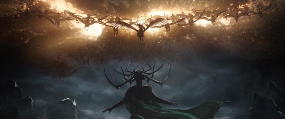 Thor: Ragnarok Hela Valkyrior Cate Blanchett