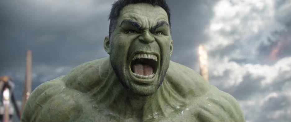 Thor: Ragnarok Hulk Mark Ruffalo
