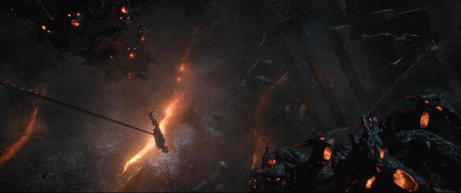 Thor: Ragnarok Thor Muspelheim Chris Hemsworth
