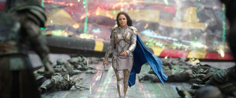 Thor: Ragnarok Tessa Thompson Valkyrie