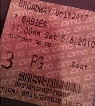 Babies Ticket