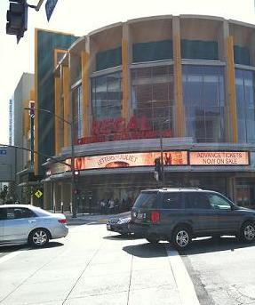 Regal L.A. Live Theater