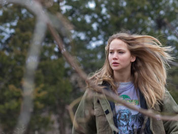 Jennifer Lawrence in 'Winter's Bone'