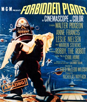 'Forbidden Planet'