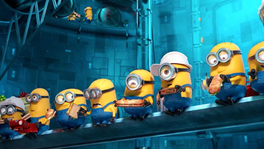 Giveaway: 'Despicable Me 2' 3D Combo Pack And 3D Blu-ray