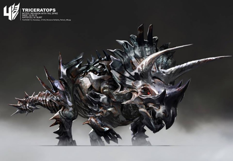 What The Dinobots Almost Looked Like In Transformers Age