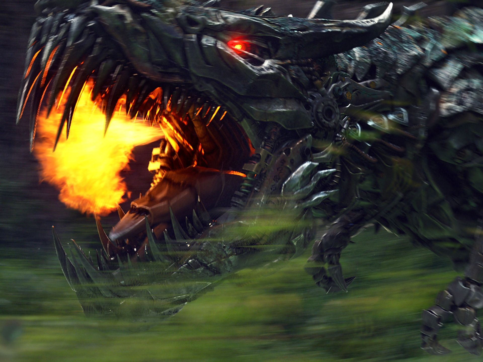 See New Images From Transformers Age Of Extinction